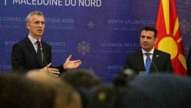 Photo of Stoltenberg: dobrodošlica Severnoj Makedoniji u NATO paktu