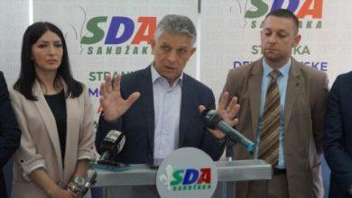 Photo of Ugljanin razrešio dužnosti Izvršni odbor, generalnog sekretara i direktora SDA Sandžaka