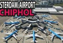 Photo of Putnici evakuirani: Sudar aviona na aerodromu u Amsterdamu