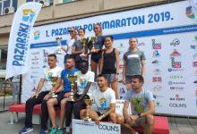 Photo of Teodora Simović pobednica polumaratona