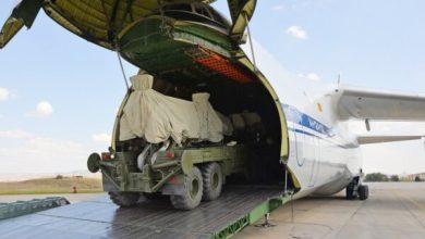 Photo of Rusija isporučila Turskoj dijelove i opremu za S-400