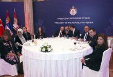 Photo of Vučić priredio svečanu večeru u čast Erdogana