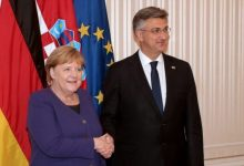 Photo of Merkel: Hrvatska mora da štiti granice EU