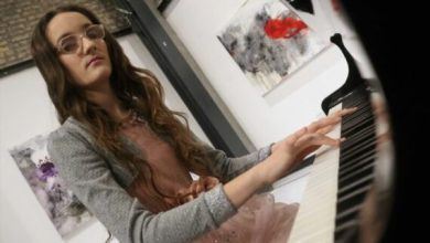 Photo of Petra Spasojević, mlada pijanistkinja: Najbolja, uprkos poteškoćama
