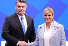 Photo of Večeras novo sučeljavanje Kolinde i Milanovića, prošlo je obilježio skandal