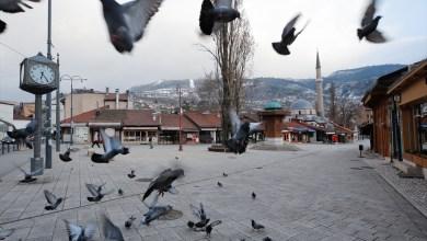 Photo of foto: Sarajevo u vrijeme korone