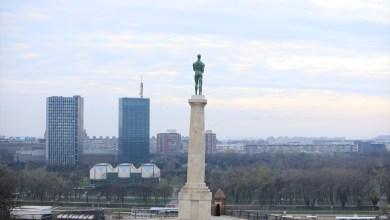 Photo of foto:Beograd u vrijeme korone
