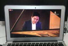 Photo of Korejski pijanist Jeung Beum Sohn nastupio na online koncertu