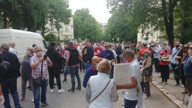 Photo of Hiljade antifašista na skupu u Sarajevu, pjevaju se partizanske pjesme