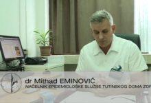 Photo of Eminović: Tutin se stabilizuje. Utvrditi tačan broj umrlih od kovida