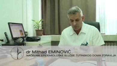 Photo of Raste broj zaraženih u Tutinu