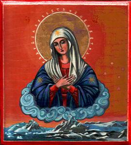 Икона Божией Матери Антарктическая