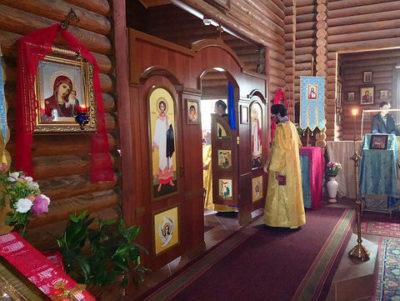 Літургія в Казанському храмі 24 червня 2018 р.