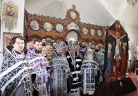 Cоборна Літургія та спільне говіння духовенства Святошинського благочиння