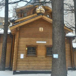 Литургия в день памяти Иоанна Лествичника