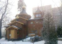 Храм в декабре 2016 г