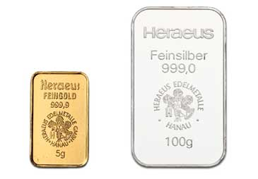 gold or silver buckle