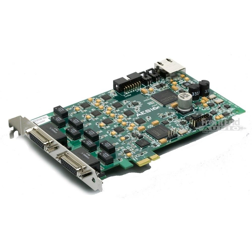 Lynx AES16e-50 192kHz AES/EBU Interface (PCIe)