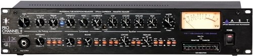 ART Pro Channel II Microphone Preamp, Compressor and EQ