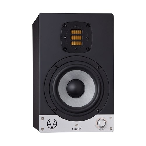 "Eve Audio SC205 2-Way 5"" Active Studio Monitor, Single"