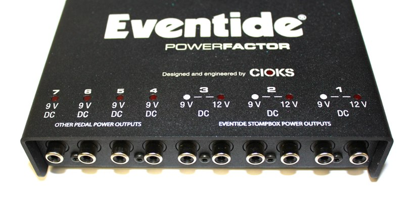 Eventide PowerFactor Power Supply