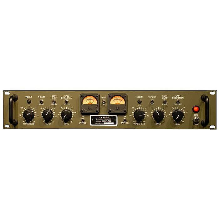 JDK Audio R22 2-Channel Compressor