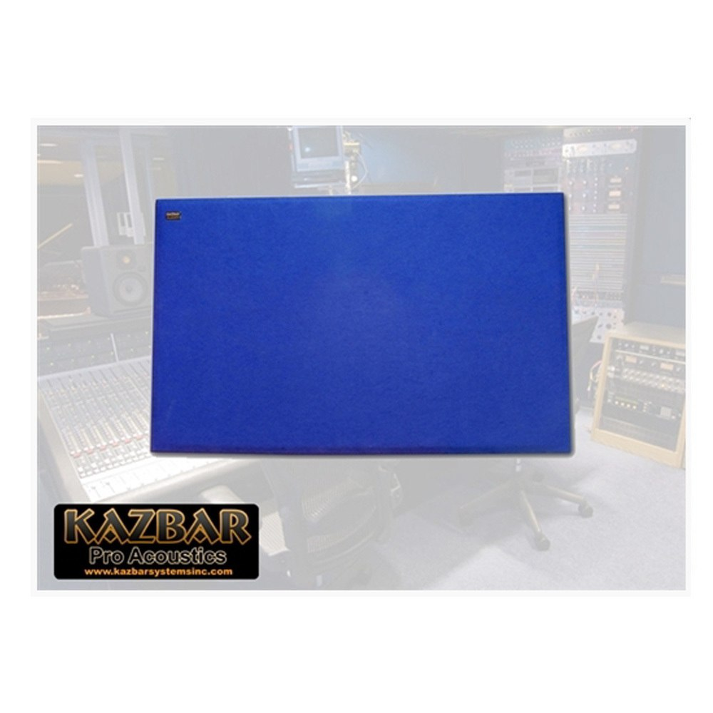 Kazbar Systems Custom Acoustics Large Wall Treatment Panel