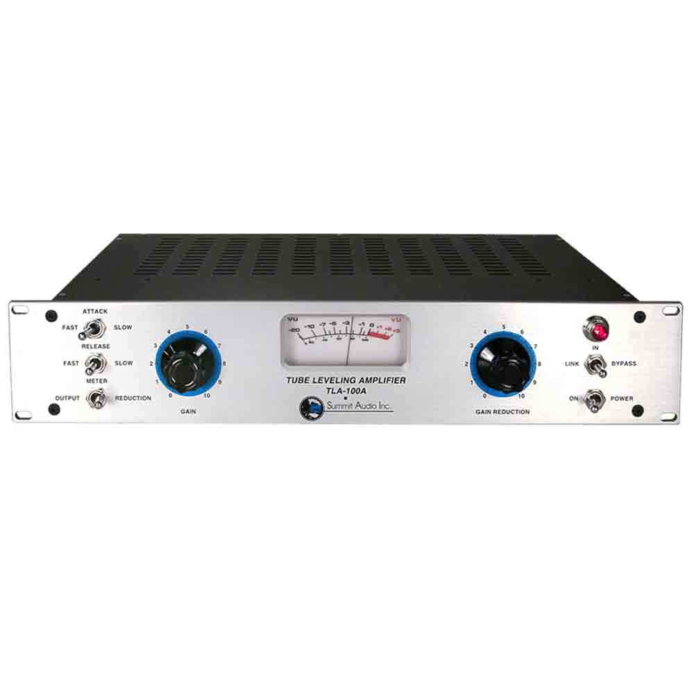 Summit TLA-100A Tube Leveling Amplifier