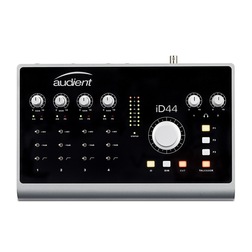 Audient iD44 20 in / 24 out audio interface