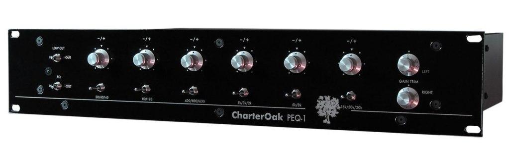 CharterOak PEQ-1 Active Parametric EQ