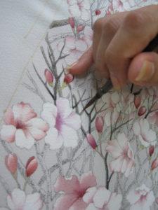 カチン描き手