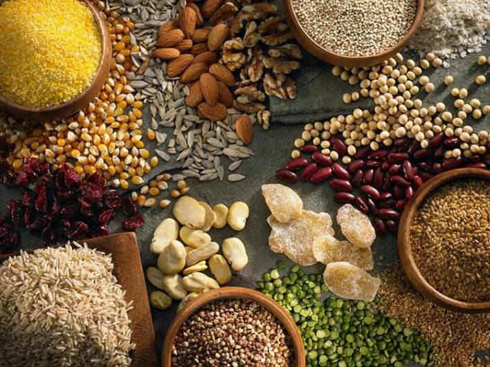 Gluten-free starches