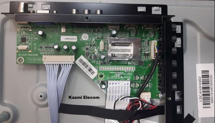 Circuitdiagram Service Manual Free Download Haier Tv29fa Circuit