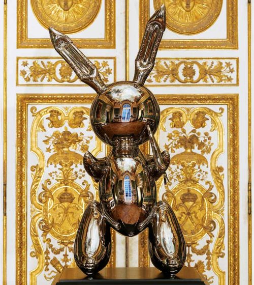 Rabbit Jeff Koons  Le blog dart contemporain de KAZoART