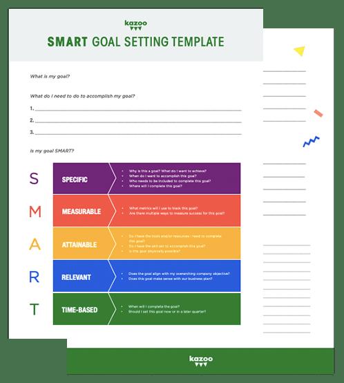 Smart Goal Setting Worksheet