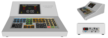 Scoring Console