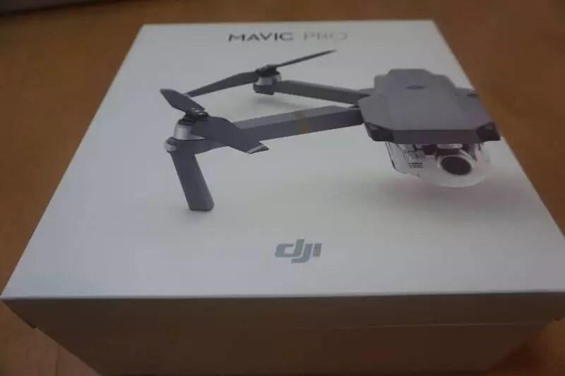 Mavic Pro(マビックプロ)ドローンを購入したが・・・飛ばせない
