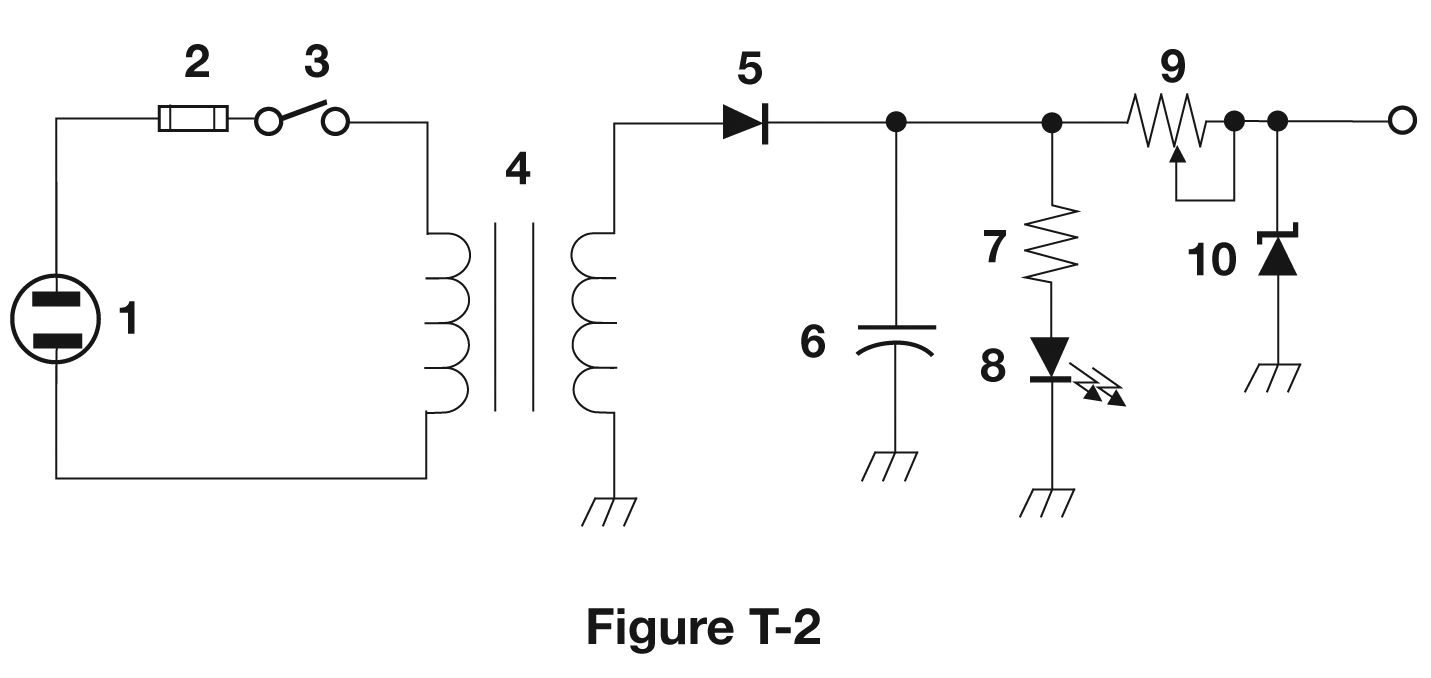 2014 Tech study guide: schematics and components (part 2