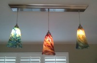 Glass Replacement: Replacement Pendant Glass Shades