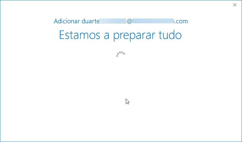 Outlook Office 365 mapi ptempresas adicionar