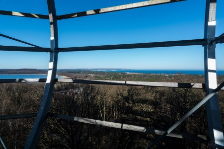 Blick vom Adlernest nach Norden