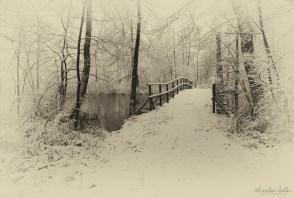 Brücke über die Schaale