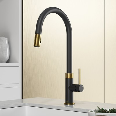 vg02008mb gramercy pull down kitchen faucet