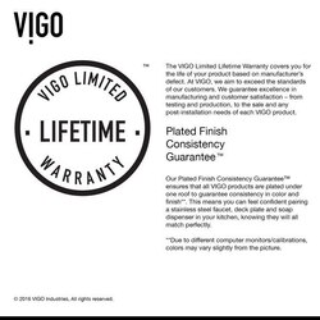 vigo vg02008 gramercy pull down kitchen faucet