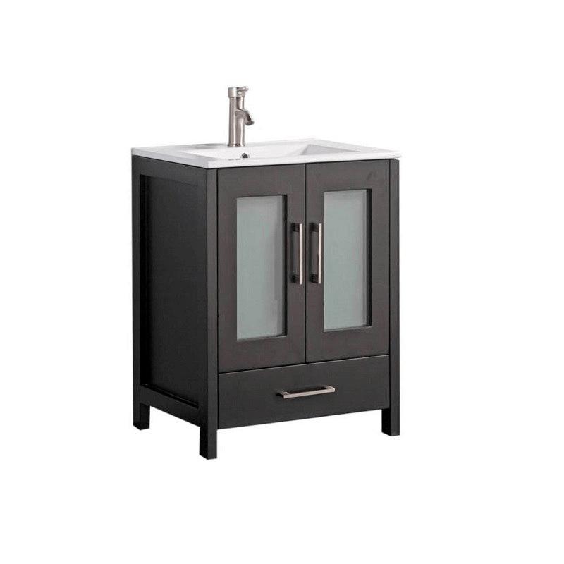 Mtd Mtd 1036g Argentina 36 Inch Single Sink Bathroom Vanity In Grey Mtd 1036g Mtd1036g