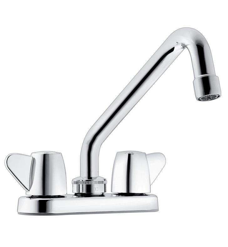 moen 40812 cornerstone double handle centerset laundry faucet