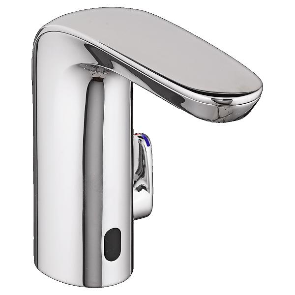 kohler k 104k37 sana cp kumin touchless faucet with kinesis sensor technology dc powered