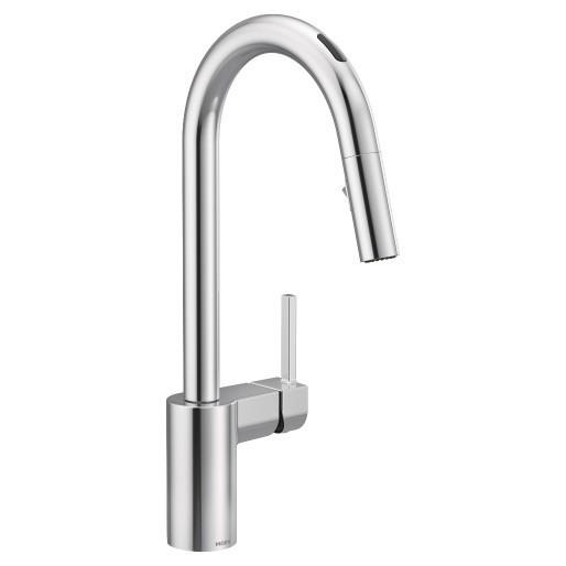 moen 7565ev u by moen smart faucet