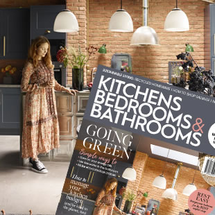 kitchen magazine flush lighting kitchens bedrooms and bathrooms inside the current issue of