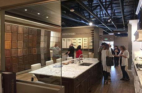 Huntwood Custom Cabinets Opens Bellevue Showroom  Kitchen